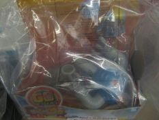 Fisher Pirice Go Jetters Figure. Packaging is damaged so has been rebagged