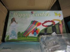 Happy Easter 18pcs Activity Set. Boxed but unchecked