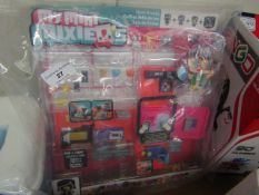 My Mixies Neon Arcade Set. New but the packaging is damaged so has been rebagged