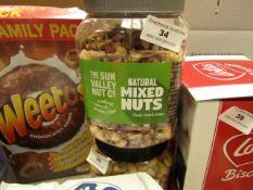 Kirkland - Natural Mixed Nuts - BB - 03/21 - Sealed.