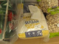 Tate & Lyle - Caster Sugar 5KG - Slight rip in Packaging, But Has Been Repaired.