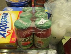 6x Dolmio - Original Bolognese Sauces - All Sealed.
