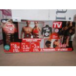 | 4X | GYM FORM TOTAL ABBS SPORT | UNCHECKED AND BOXED | NO ONLINE RESALE | SKU C0644812042393 | RRP