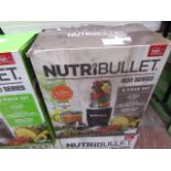   12x   NUTRI BULLET 600 SERIES   UNCHECKED AND BOXED   NO ONLINE RE-SALE   SKU C5060191462198   RRP