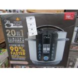 | 1X | NUTRIBULLET RX | UNCHECKED AND BOXED | NO ONLINE RE-SALE | SKU C5060191461238 | RRP £129.99 |