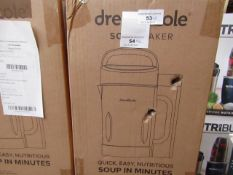 | 6X | DREW AND COLE SOUP CHEF | UNCHECKED AND BOXED | NO ONLINE RESALE | SKU C5060541516809 |