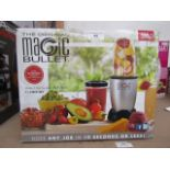 | 2X | THE ORIGINAL MAGIC BULLET BLENDER | UNCHECKED AND BOXED | NO ONLINE RESALE | SKU