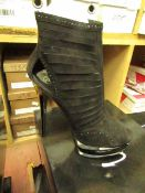 1 x pair of Unize Couture Shoes size 6 new & boxed see image for design