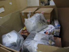 | 1X | PALLET OF UNMANIFESTED ELECTRICAL ITEMS, ALL RAW CUSTOMER RETURNS SOME MAY BE LOOSE OR IN
