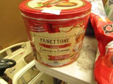 Panettone - Traditional Cake of Milano - 1Kg - BB - 21/04/30 - Sealed.