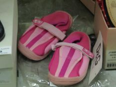 Dolce & Gabanna Junior acqua shoes, size 6yrs, packaged.