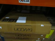 | 1X | SWOON NEPTUNE DINING CHAIR | UNCHECKED AND BOXED | RRP CIRCA £140.00 |