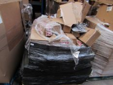 Pallet Of Approx 30 Items Being, Various Assorted Christmas Tree - Some May Not Be Boxed.