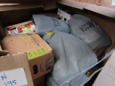 | 1X | PALLET OF UNMANIFESTED RETURNS, APPROX 30 - 35 ITEMS, TYPICAL CONTENTS INCLUDE