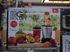 | 4X | THE ORIGINAL MAGIC BULLET BLENDER | UNCHECKED AND BOXED | NO ONLINE RESALE | SKU