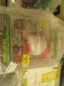Terraria Eye Of Cthulhu Set. Packaging damaged so has ben rebagged
