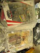 2 Items Being a Star Wars Kenner Fiure & a Elite Collection Series 62 Figure (akam). Both have