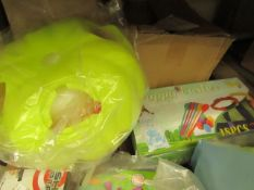 2 Items Being an easter Game Set & a Cartoon Potty. Both new