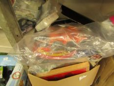 Box of Approx 25 Assorted Toys/Accessories.