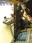 Proform Power 995i tread mill, powers on but when you start the treadmill it trips the electric