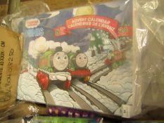 Thomas & Friends Advent Calender. Unused