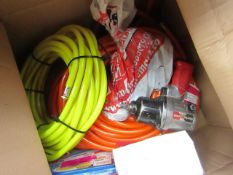 1x CL HOSE HVY15 AIR 9m 9267, 1x CL HOSE HVO15 AIR 9m 9267, 1x CL HOSE HVO15 AIR 9m 9267, 1x CL HOSE