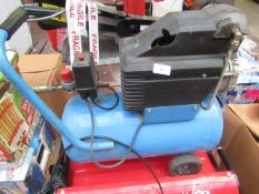 1x TIG 8/25 9264, This lot is a Machine Mart product which is raw and Completely unchecked and there