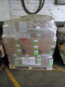 Pallet of approx 57000 various envelopes, all new