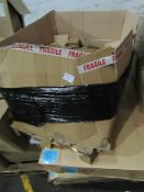 2x pallets of Uncollected customer orders being mainly clothing and a Pallet or Pack 2 Nursery