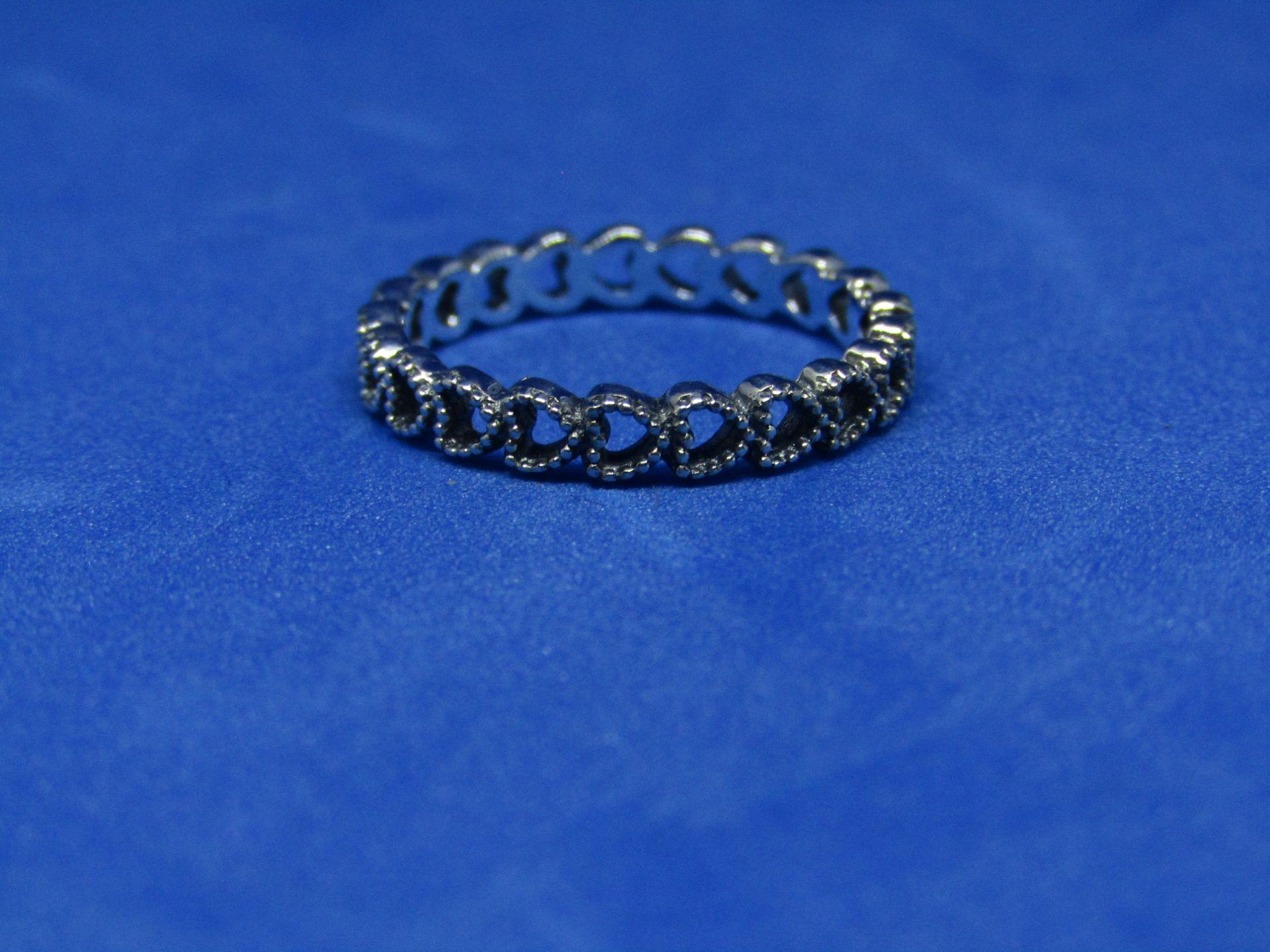 Pandora Ring size 54, new with presentation bag