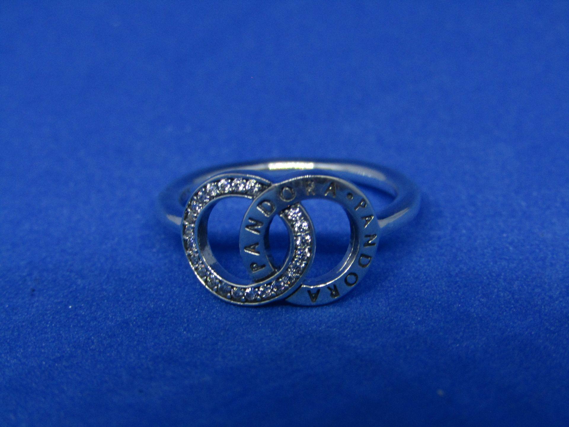 Pandora Ring size 50, new with presentation bag