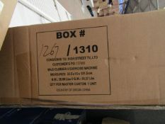 | 1X | MAXI CLIMBER | UNCHECKED AND BOXED | NO ONLINE RE-SALE | SKU - | RRP £109.99 | TOTAL LOT