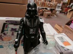 StarWars - Dark Vader 50cm Collectible Figure - Unpackaged.