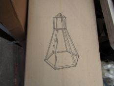 MountRose - Children's Lighthouse/Teepee - 1065x440x82mm - Item Only Contains Lighthouse Frame, Does