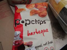PopChips - Barbeque - 311g - BB - 06/08/21 - Sealed.