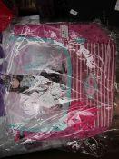Santoro London Gorjuss - Cityscape Rosebud Rosie Mini Rucksack - New with Original Tags. RRP £32.
