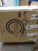 1X | CYCLE TONE EXERCISE MACHINE | UNCHECKED AND BOXED | NO ONLINE RE-SALE | SKU C5060541516618 |