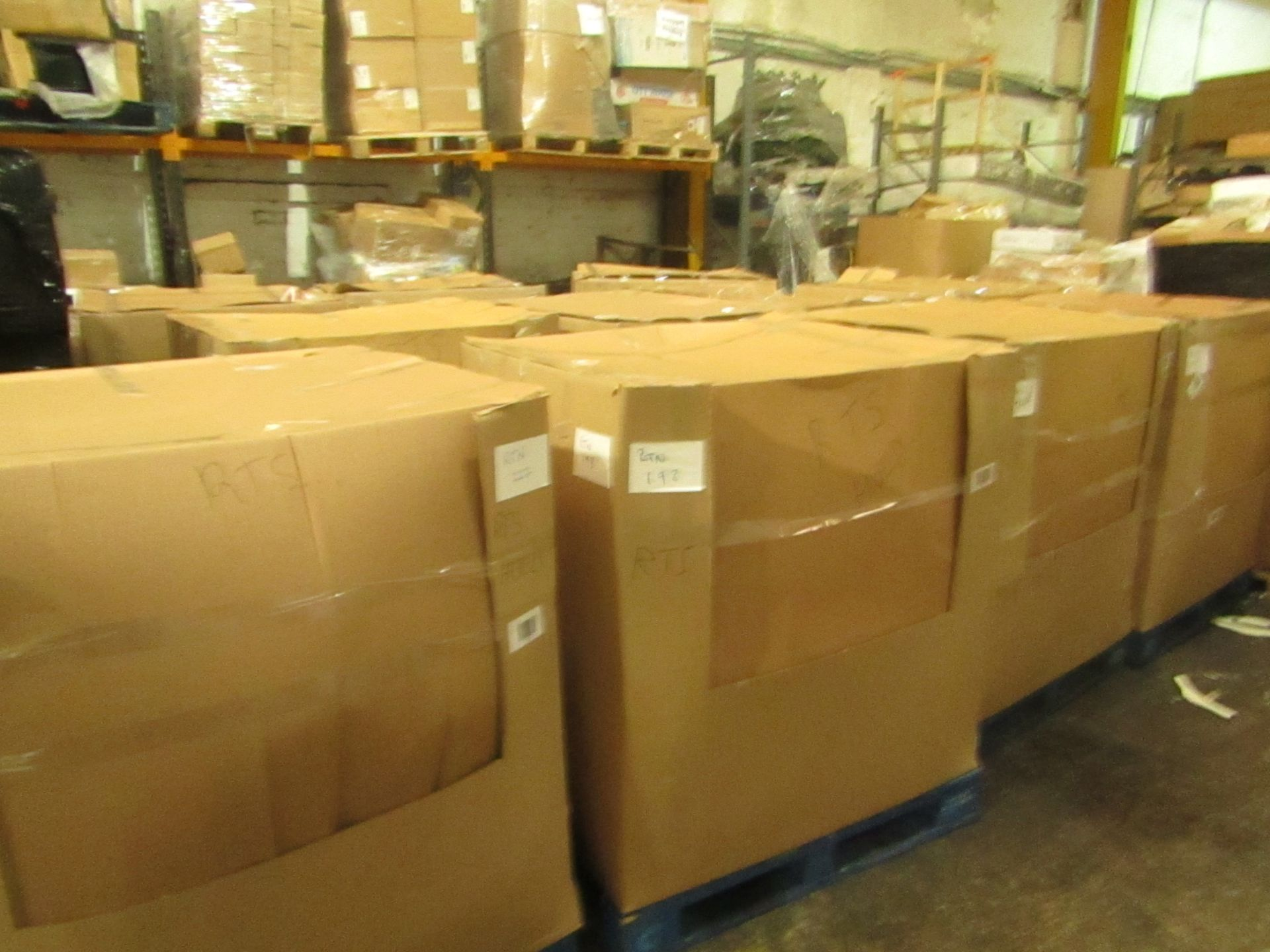 | 1X | PALLET OF APPROX 20-30 UNMANIFESTED ELECTRICAL ITEMS, ALL RAW CUSTOMER RETURNS SOME MAY BE - Image 2 of 2