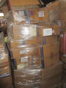 10 x Pallet as seen , will contain a variety of assorted packaging items , unmanifested . See lot