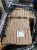 Pallet containing 150 Brand new Cooke & Lewis Wall mirror - new and sealed rrp £12.99 each - 150 pcs