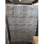 Pallet conaining 1200pcs of Brand new Wallpaper paste - 200gram size - - rrp £3.99 - 1200 units on