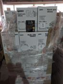 Pallet conaining 1200pcs of Brand new Wallpaper paste - 200gram size - - rrp £3.99 - 1200 units on