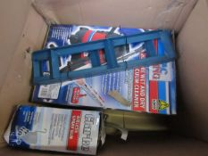 1x BOX OF VARIOUS TOOLS 9333, This lot is a Machine Mart product which is raw and Completely