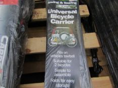 StreetWize - Towing & Touring Universal Bicycle Carrier - Unchecked & Packaged.
