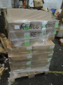 Pallet of approx 56000 envelopes, new and boxed