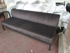 | 1 X | PERASON LLOYD EDGE BENCH | SOFA CUSHION IS IN GOOD CONITION BUT THERE MAY BE SMALL MINOR