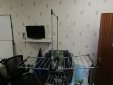 Costco Foldaway Clothes Airer. Looks unused