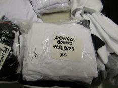 4 Pairs of Pringle Size XL Boxer Shorts. Unworn. RRP £27.99