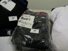 4 Pairs of Pringle Size M Boxer Shorts. Unworn. RRP £27.99