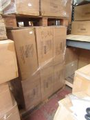 | 1X | PALLET OF APPROX 12X BOXES OF 48 TONE TEE COMPRESSION TOPS, SIZE MAY VARY, PALLET MAY CONTAIN